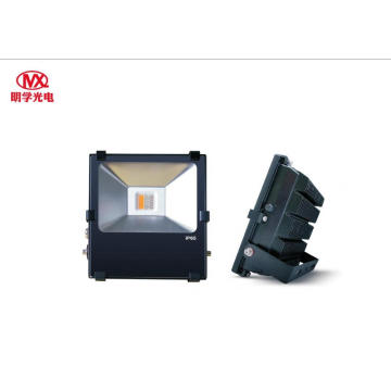 AC100-240V LED flood light 50w RGBW led flood light